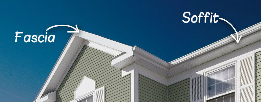 Soffit And Fascia Weathershield Seamless Gutters
